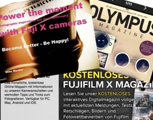 X Moments – Fotomagazine kostenlos