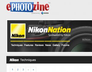 Das Vaterland der Fotografen? – Nikon Nation